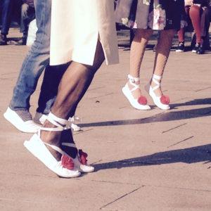 Zeigt her eure Füße, zeigt her eure Schuh´…