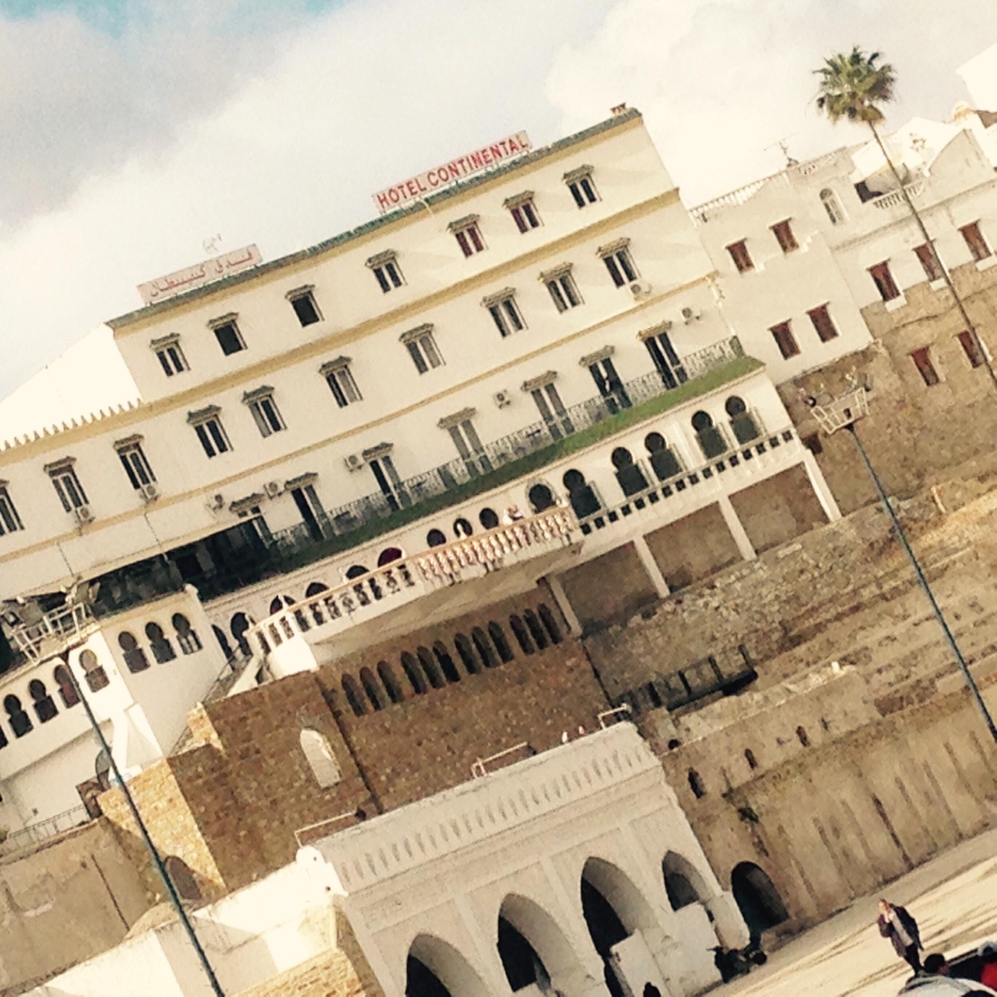 Hotel Continental in Tanger (Marokko)