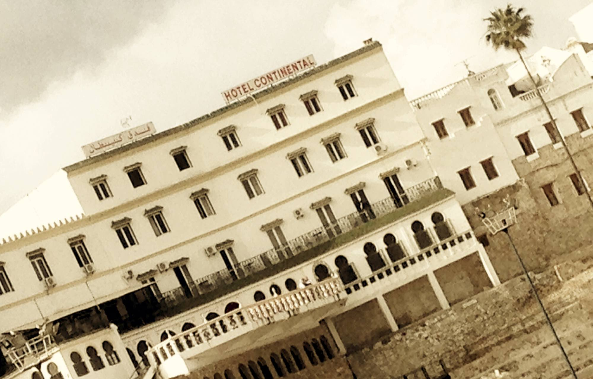 Hotel Continental in Tanger