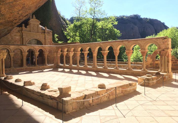 Monasterio de San Juan de la Pena
